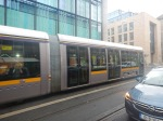 The New Tracks And Trams On DawsonStreet