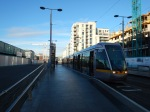 A Tram At TheP{oint