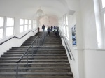 Steep Steps At The S-BahnStation