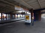 Arrival At The U-BahnStation