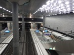 Overhead Third Rail In BerlinHauptbahnhof