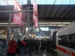 Arrival In Munich