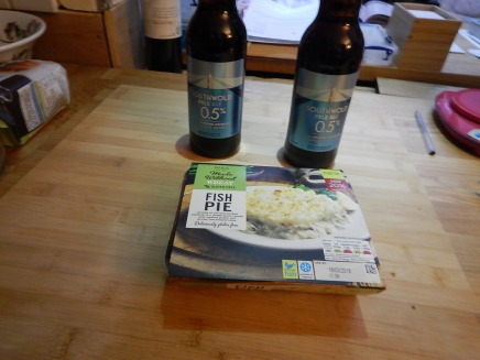 A Fish Pie And Two Of Suffolk's Finest!