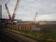 Ely By-Pass Construction