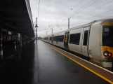 A Great Northern Class 387 Train In Ely Station