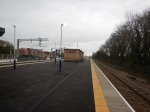 Platform 1 At Kirkham And Wesham Station – 17th April2018