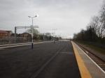Platforms 3, 2 And 1 At Kirkham And Wesham Station – 17th April2018