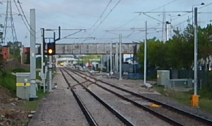 5 Lea Bridge Railway Station Photo Tottenham Stratford Great Eastern Rly.