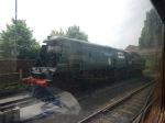 A Battle Of Britain ClassLocomotive