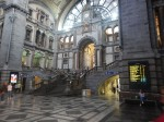 Around Antwerp Station