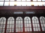 Leaving Antwerp Station