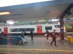 Changing Trains AtGent