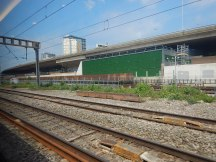 Past The Royal Oak Crossrail Tunnel Portal