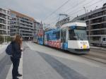 The Tram Arrives