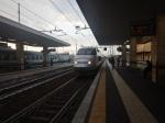 The TGV Arrives InNovara