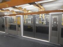 Platform Edge Doors On Line 1