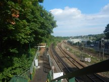 Cathays To The Left - City Line To The Right