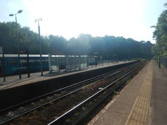 Radyr Station
