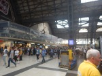 Milan Centrale Station WasBusy