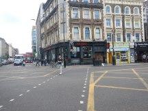 Across The Diagonal Crossing