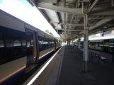 Arrival At West Croydon Station