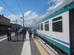 Arrival In Novara