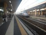 The Milan To Paris TGV Goes Through NovaraStation