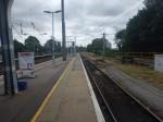 Platform 1 At IpswichStation