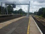 Platforms 2B And 1 At IpswichStation