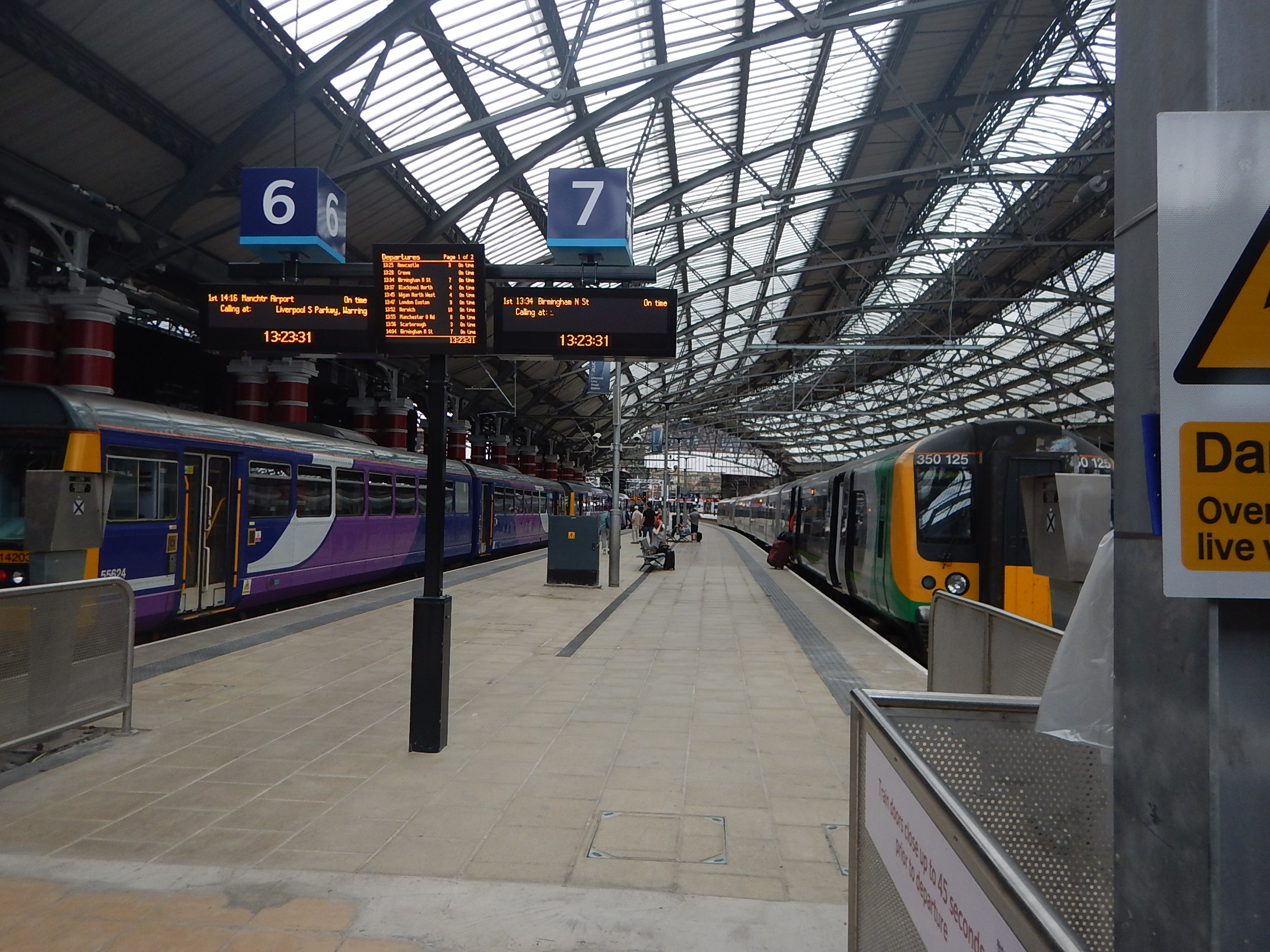 Lime Street To Anfield