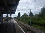 Overhead Wires At Burnham-on-Crouch Station