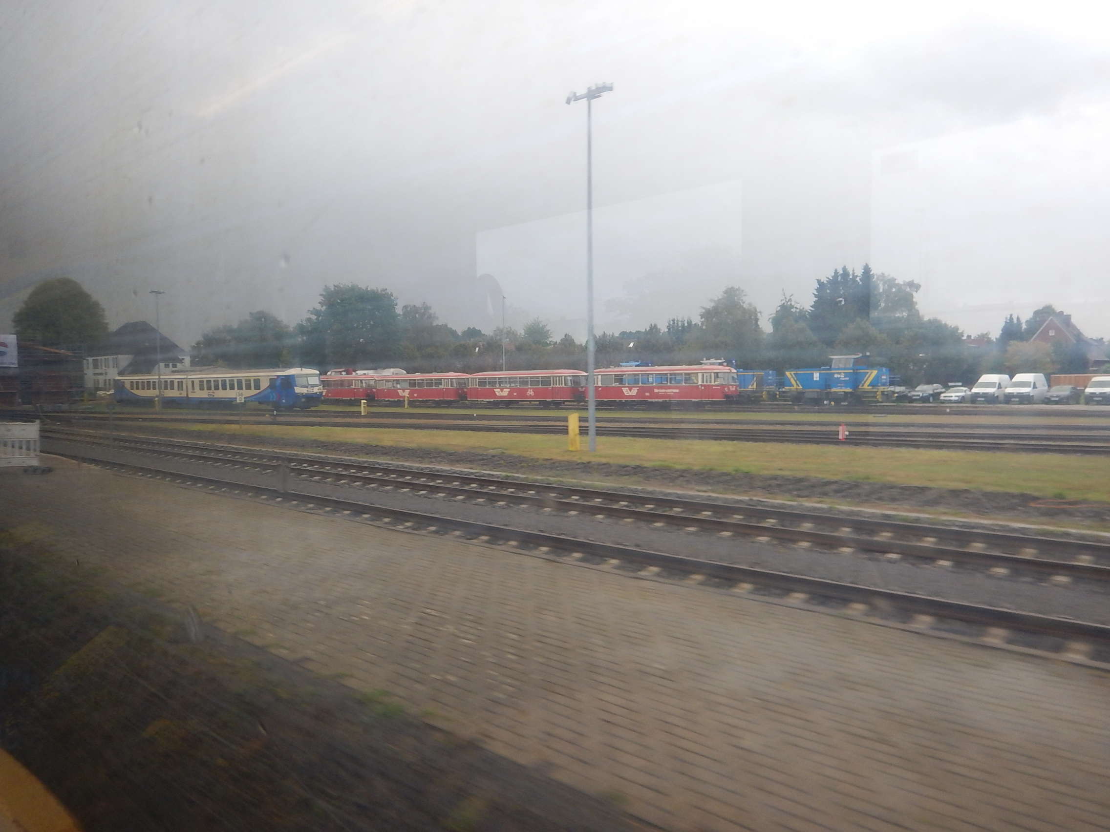 Will Alstom Use The Buxtehude To Cuxhaven Route As A Test