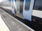 The Truly Dreadful Platform-Train Access At LewishamStation