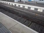 A Gap In Third-Rail Electrification At BlackfriarsStation