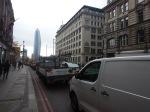 Walking Between Ludgate Circus And BlackfriarsStation