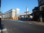 The Corner Of Farringdon Road And Charterhouse Street With The New Museum Of London Site On TheRight