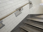 Whitechapel – Refurbished Overground Staircases