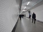 Tottenham Court Road InterchangeTunnel