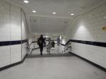Bond Street – Northern EntranceTunnel