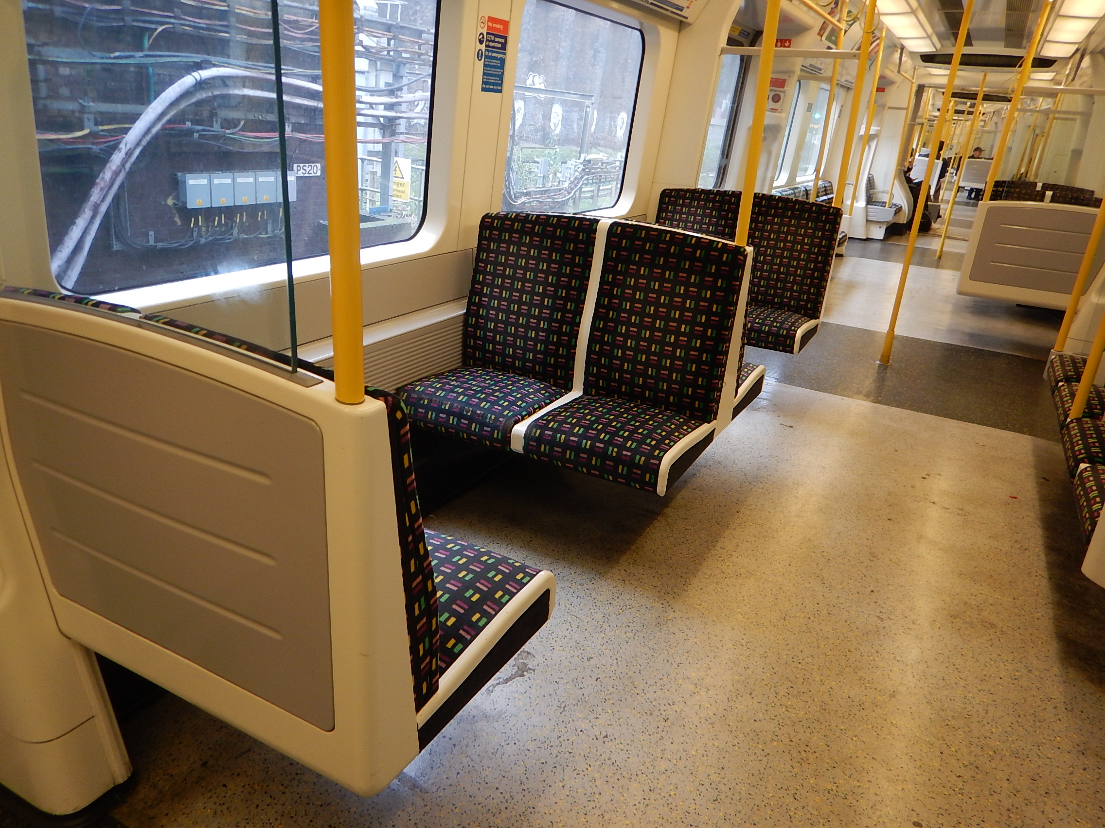 The Original Walk Through Train In The Uk 171 The Anonymous