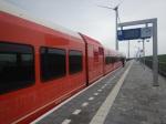 The Stadler GTW At EemhavenStation