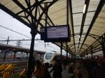 Groningen Station In The RushHour
