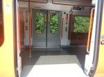 Class 710 Train – Note NoPerches!