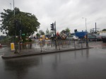 Heavy Traffic At Meridian WaterStation