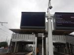 Train Information At Meridian WaterStation