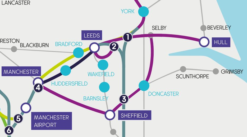 Sheffield Region Transport Plan 2019 – A New Station At ...