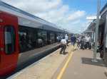 Class 755 Train At Great YTarmouthStation