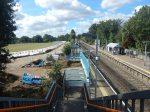 Progress At Syon Lane Station – 8th September2019