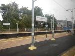 In Platform 2 At Northumberland ParkStation