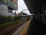 The Long Platform 2 At Tottenham HaleStation